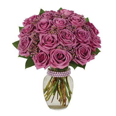 Purple Rose Bouquet (BF238-11)